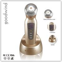 mini electric personal facial massager