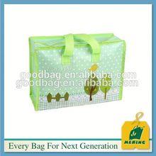 silver matt lamination tote bag Made In China, MJ-L5116