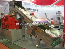 Zhangjiagang Saiou Machinery recycling machines for plastics