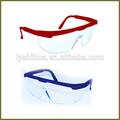 libre de la muestra de seguridad gafas de protección lateral para espectáculos