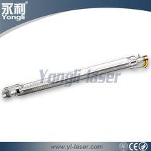 Yongli Long Life lazer tube glass cutting equipments industrial laser tube 130w