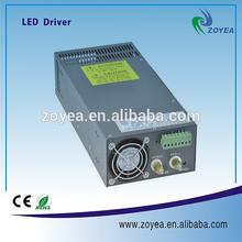 Constant Voltage Output DC12V 24V 48V power supply 800W high power dc transformer