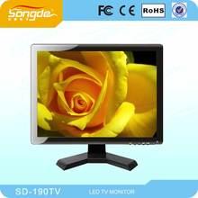 Barato pequeño TV tamaño : 19 pulgadas LCD TV televisión / Hotel TV