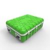 accept customs order eco-friendly hard plastic tool case,waterproof flight case