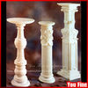Natural Marble Indoor Interior Decoration Pillars