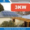 New design 3kw solar power system include PV inverter for Sri Lanka market