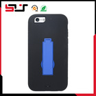 Impact hybrid cover w/kickstand mobile phone case for iphone 6