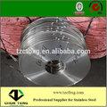 fábrica de venta directa de la primer aisi a276 201 banda de acero inoxidable utilizado en la industria