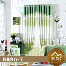 wholesale customize customize window curtain patterns