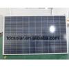 Good Quatliy/High efficiency 250w poly solar panel pakistan for solar system