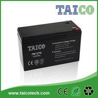 Baterry 12v High Quality 12v 7ah 20hr Battery