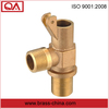 casting float ball valve in watering system