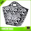 Durable Silver Insulated Cooler Bag