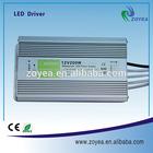 30w~200w 220v 12v 24v ac dc transformer for led lights