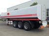 3 Axles Oil Tank Semi Trailer Truck 55000l with Low Price