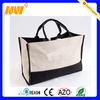 The newest design fashionable durable extra large tote bag