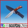 Alta calidad Color exterior cuchillo de caza