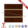 Cheapest supermarket slot mdf board/slotted wood panels system