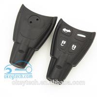 Okeytech SAAB 4 button smart key shell car remote shell for key saab