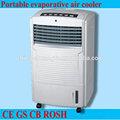 Portátil painel elétrico ventilador de refrigeração em evaporar água