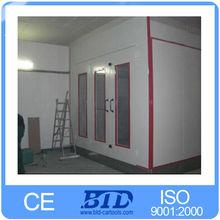 forno per corpo usato essiccamento della vernice attrezzature con certificato ce cabina sabbiatura