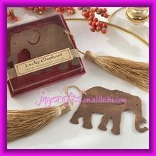 Blessed Elephant Metal Bookmark