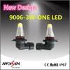 New design 9006 3W 12V-14V LED Auto Lamp 1156-1157-H8-H11-9005-9006 led headlight