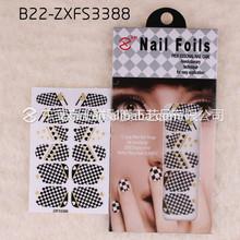 Nail Art Supply Nail Sticker Type Nail Wrap