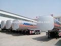 ejes 3 utiliza buena y el precio adecuado camiones tanque de combustible semi remolque
