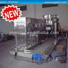China bottled water production line Turnkey solution 3/4/5 gallon