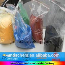 Shijiazhuang xunda making iron oxide powder for concrete
