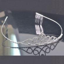 Popular hairpins for hair headdress Crystal