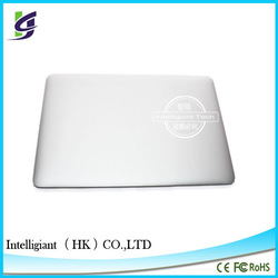 China factory supplier 13 inch laptop LCD screen cover, A cover for macbook a1369 high quality