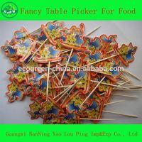 Hot Selling Cute Plastic Sword Party Food Picks(AGA-201)