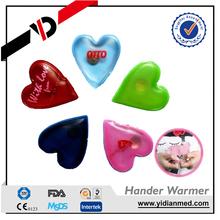 Reusable hand warmer/instant hot pack/gel heat pad