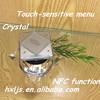 2014 top sale products usb crystal Bluetooth speaker,gift speaker
