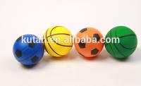 Promotional item soft stress ball ,pu soccer ball