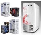 ATX computer case atx power supply combo