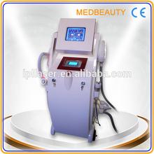 Most popular ipl rf laser alexandrite laser hair removal machine with nd yag laser