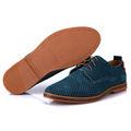 baratos los hombres de cuero zapatos de vestir