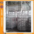 la presión de bobinas de acero inoxidable