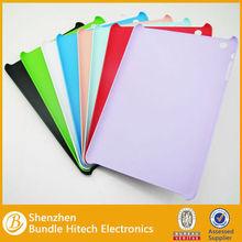 BEST SELL Ultra Slim Smart Hard PU Plastic Back Case Cover For Apple iPad Mini