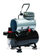 2015 hot sale temporary tattoo airbrush compressor kits