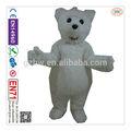 2014 parte superior polar de calidad traje de oso mascota para adultos