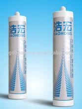 color aluminum window RTV silicone rubber sealant