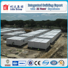 200mm wall for Russia good insulation effect 20 ft modular container house