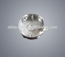 Custom zinc/zamak alloy Aluminum alloy lamp shade & cover