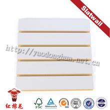 Best selling beech natural moso bamboo pole slats display unit