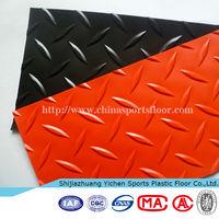 High quality waterproof bus commercial pvc vinyl floor