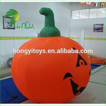 Hot Sale Guangzhou Giant Halloween Pumpkin Light Decoration